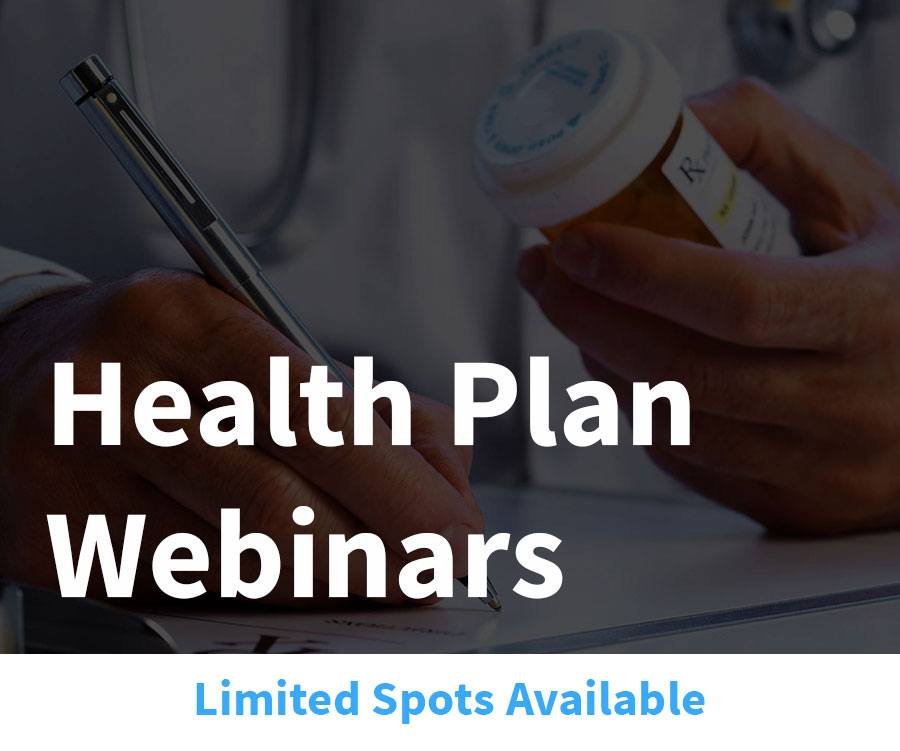 free health plan webinars