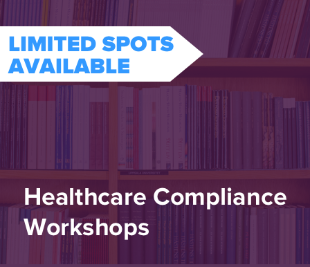 free healthcare compliance workshops